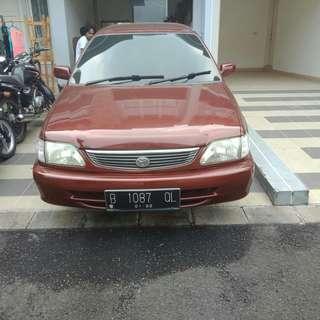 Toyota soluna 2001 GLI/A/T