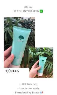 Susenji slimming gel with free massager