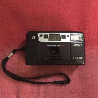 CANON IXY 20 FILM CAMERA