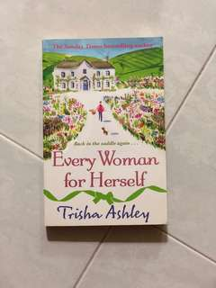 Every woman for herself by Trisha Ashley