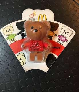 麥當勞 x 劉德華小熊