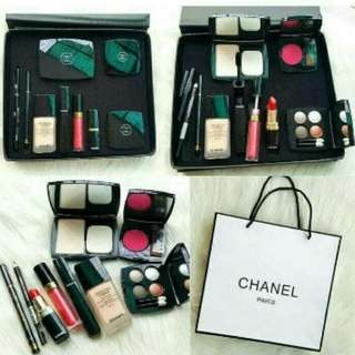 Make Up Set Channel 9in1