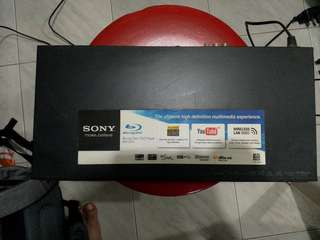 (Bluray player) Sony BDP-S370