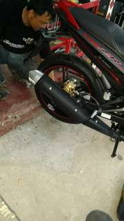 Sportrim ori moto y15 skli tayar ori moto..condtion 10/10 call 0173343585