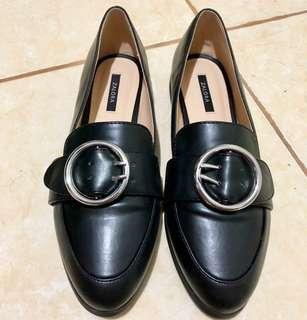 Zalora Black Loafers