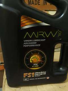MRW OIL