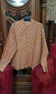 Batik katun XXL