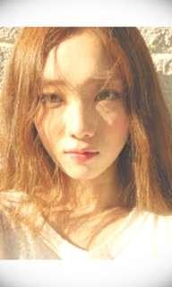 李聖經Lee Sung Kyung寫真(Be Joyful)Photo Book