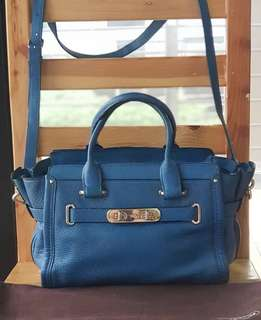 Authentic Coach Swagger Two-way Sling