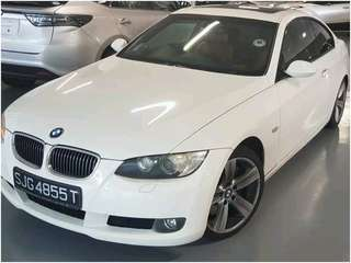 BMW 335i Coupe Auto
