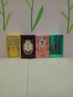 Anna Sui Miniature Perfumes