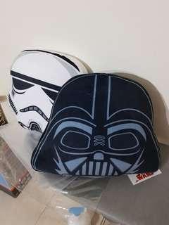 BNWT Star Wars pillow supersoft materials