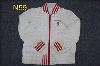 6/13-Vintage Adidas棒球外套