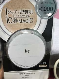 Missha Magic Cushion no.21