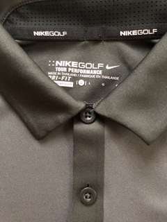 Polo Shirt Nike Golf & Puma