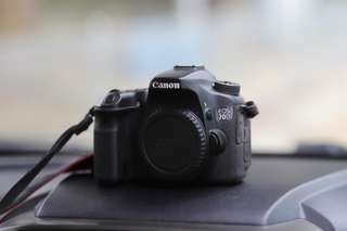 Canon 70D Body Only