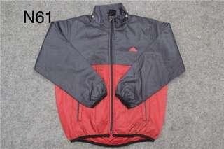 6/13-Vintage Adidas風衣外套