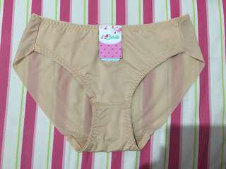 Panty - cream (5pcs mix colour)