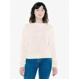 BNWOT American Apparel Fisherman Sweater