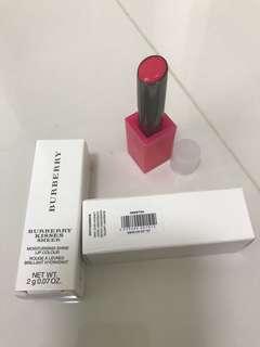 Burberry kisses Sheer - Hibiscus 237 Tester pack