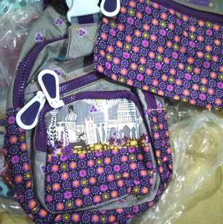 Shoulder bag. casual with print. brand New