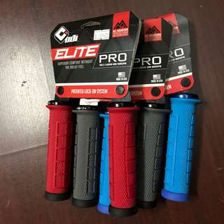 New: ODI Elite Grip Pro Lock On Grips (free postage)