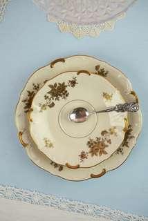 🚚 古董瓷盤組