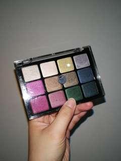 Viseart Shimmer Eyeshadow Palette 09 Bijoux Royal