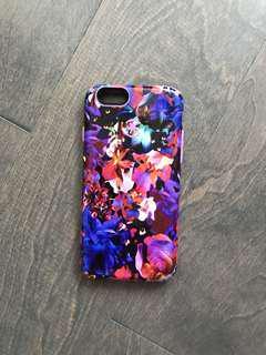 Floral iPhone 6 case