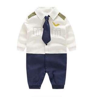 Pilot Clothes Baby