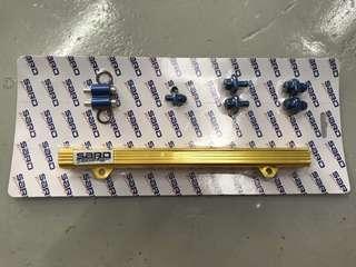 SARD Fuel Rail Mitsubishi 4g93