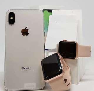 Bisa cicil iphone x sama apple wacht cukup dengan ktp