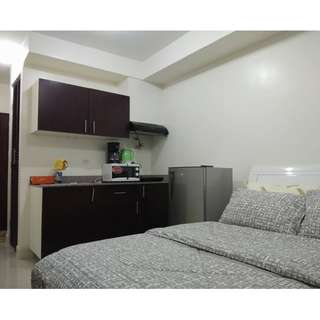 Condo for rent fully furnished located at Banilad Cebu