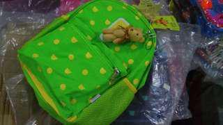 Kids bag with free bear