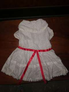 Dog's Dress/Cloth/Costume
