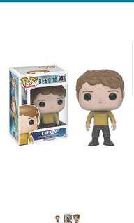 Funko Pop Star Trek Beyond Chekov