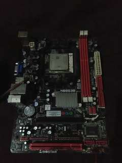 Mobo N68S3B ver.6 with amd II athlon proci