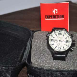 Jam expedition