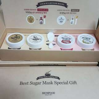 Best Sugar Mask Special Gift