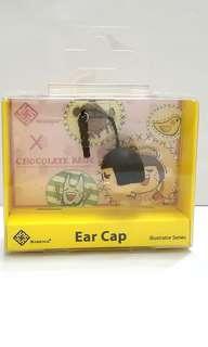 🈹️$50➡️$25| Chocolate Rain 手機吊飾 Ear Cap