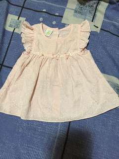 Pre loved cute baby dress