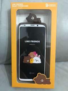 Samsung Galaxy S9+ LINE FRIENDS 手機殻