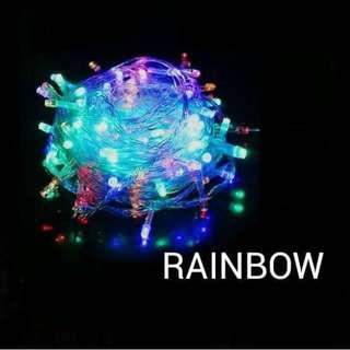 Tumblr light rainbow! Jual cepat