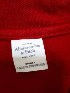 🚚 Abercrombie & Fitch