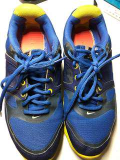 Nike Free XT Blue size 9 shoes