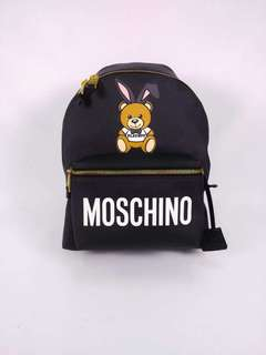 Moschino 🐻backpack 🎒30x42cm