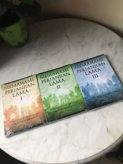 Buku Memahami Perjanjian Lama