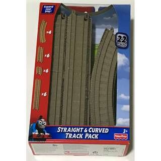 Thomas & Friends TrackMaster - Straight & Curved Track Pack