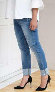 Kienka Outfit Naira Jeans