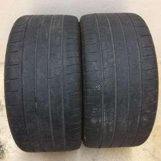 Michelin PSS 255 35 18 Pilot Super Sport
